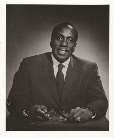Howard Thurman - Minister (Portrait)