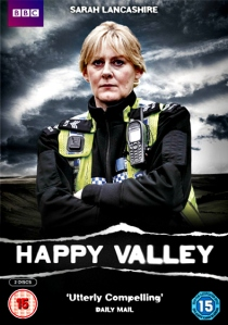 Happy Valley (BBC Series) DVD cover
