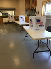 Polling Station, Polling Booths