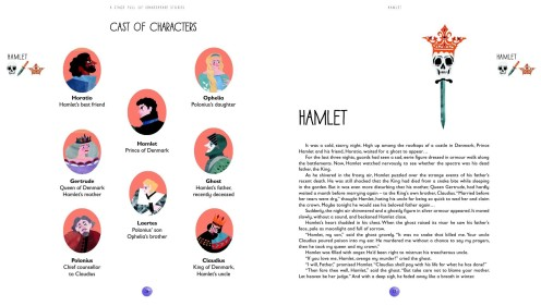 Hamlet Cast of Characters