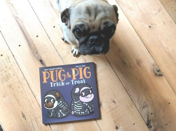 Gallion, Sue Lowell - Pug & Pig Trick-or-Treat