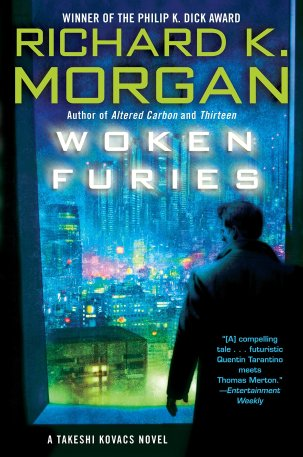 Morgan, Richard K - Woken Furies