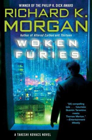 Morgan, Richard K - Woken Furies