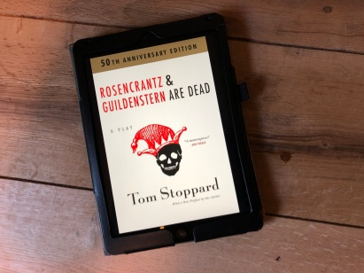 Stoppard, Tom - R&G Are Dead