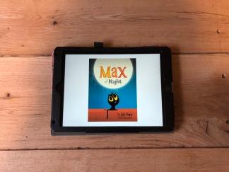 Max at Night Cover