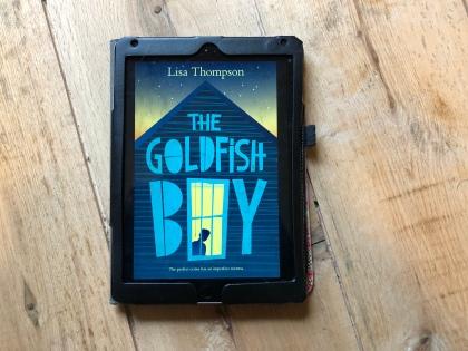 Thompson, Lisa - The Goldfish Boy