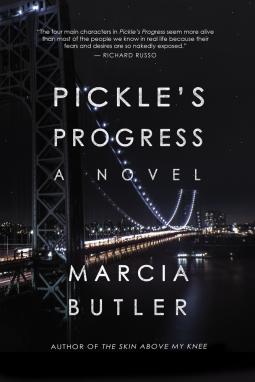 Butler, Marcia - Pickle's Progress Cover