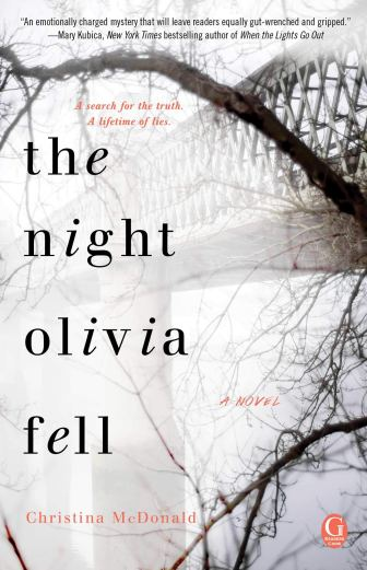 McDonald, Christina - The Night Olivia Fell