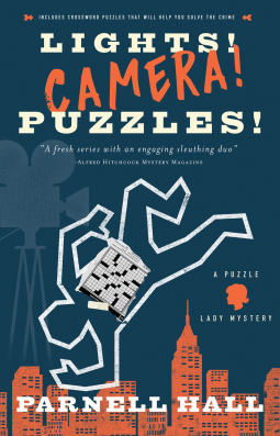 hall, parnell - lights camera puzzles